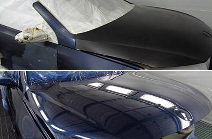 Βαφή Volkswagen Polo GT